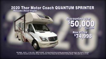 Year End RV Blowout Sale: 2020 Thor Quantum Sprinter: $74,998 thumbnail
