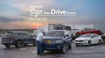 Volkswagen Sign Then Drive Event TV Spot, 'Tim: The People Behind the Car' [T2] - Thumbnail 5