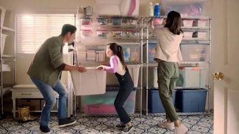 The Home Depot Store More Save More Event TV Spot, 'De-Clutter: Husky Shelving' - Thumbnail 2