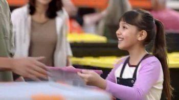 The Home Depot Store More Save More Event TV Spot, 'De-Clutter: Husky Shelving' - Thumbnail 4