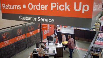 The Home Depot Store More Save More Event TV Spot, 'De-Clutter: Husky Shelving' - Thumbnail 6
