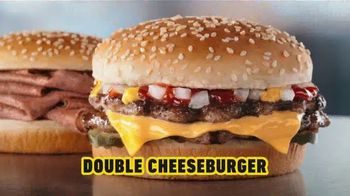 Hardee's 2 for $5 Mix and Match TV Spot,' Kicking off the Year' - Thumbnail 4