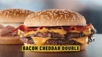 Hardee's 2 for $5 Mix and Match TV Spot,' Kicking off the Year' - Thumbnail 5