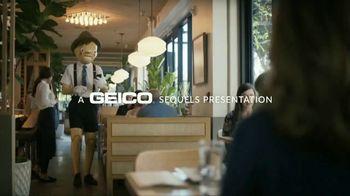 GEICO TV Spot, 'Pinocchio Sequel: Date' - Thumbnail 1