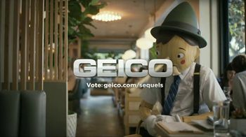 GEICO TV Spot, 'Pinocchio Sequel: Date' - Thumbnail 7