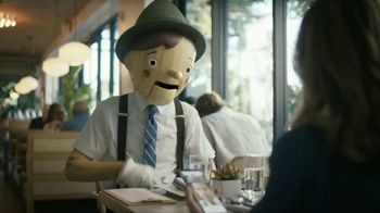 GEICO TV Spot, 'Pinocchio Sequel: Date' - 6379 commercial airings
