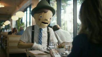 GEICO TV Spot, 'Pinocchio Sequel: Date'