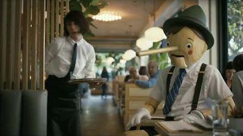GEICO TV Spot, 'Pinocchio Sequel: Date' - Thumbnail 6