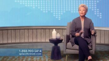 A Place For Mom TV Spot, 'Overwhelming' Featuring Joan Lunden - Thumbnail 5