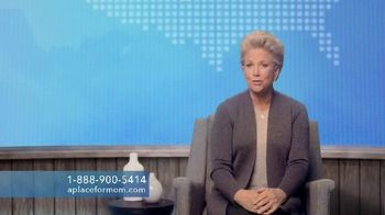 A Place For Mom TV Spot, 'Overwhelming' Featuring Joan Lunden - Thumbnail 9