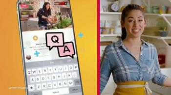 Food Network Kitchen App TV Spot, 'Food, Cooking and Fun' Featuring Molly Yeh - Thumbnail 5