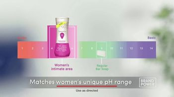 Summer's Eve TV Spot, 'Brand Power: Specialized Cleansing' - Thumbnail 6