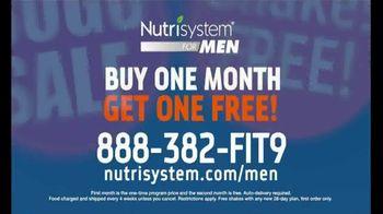 Nutrisystem BOGO Sale TV Spot, 'Nutrisystem for Men: Without Going Hungry' - Thumbnail 8