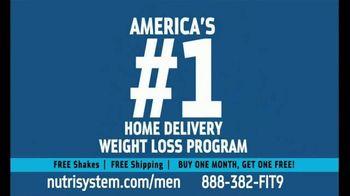 Nutrisystem BOGO Sale TV Spot, 'Nutrisystem for Men: Without Going Hungry' - Thumbnail 3