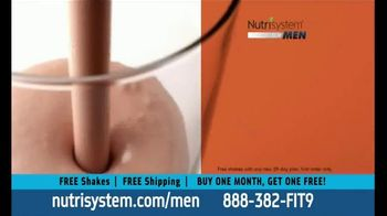 Nutrisystem BOGO Sale TV Spot, 'Nutrisystem for Men: Without Going Hungry' - Thumbnail 4