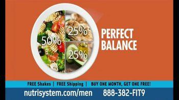 Nutrisystem BOGO Sale TV Spot, 'Nutrisystem for Men: Without Going Hungry' - Thumbnail 6