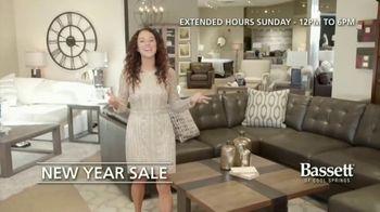 Bassett New Year Sale TV Spot, 'Discounts and Six Years No-Interest' - Thumbnail 6