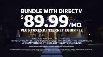 AT&T Internet Fiber TV Spot, 'Smooth Jazz Playlist: $89.99 DIRECTV Bundle' - Thumbnail 10