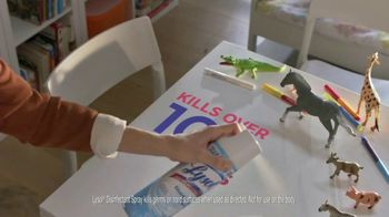 Lysol TV Spot, 'Play Date Protection: Early Morning Breeze' - Thumbnail 8