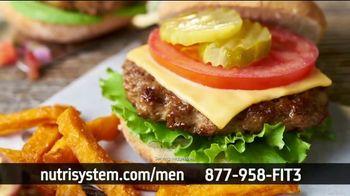Nutrisystem BOGO Sale TV Spot, 'Nutrisystem for Men: Something Simple'