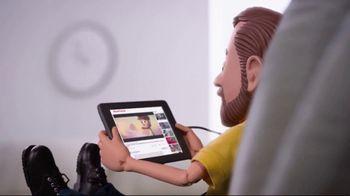 Bob's Discount Furniture Titan Six Piece Sectional TV Spot, 'Serious Binge Watching' - Thumbnail 6