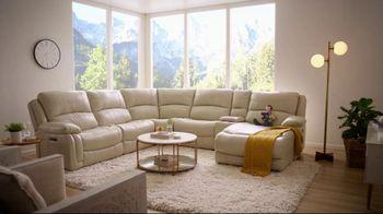 Bob's Discount Furniture Titan Six Piece Sectional TV Spot, 'Serious Binge Watching' - Thumbnail 7