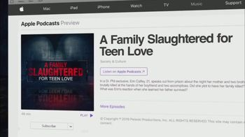 Mystery and Murder: Analysis by Dr. Phil  TV Spot, 'Final Chapter: Teen Love' - Thumbnail 8