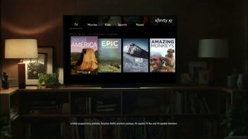 XFINITY On Demand TV Spot, 'Better in 4K'