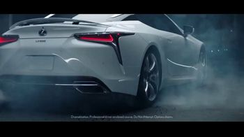 Lexus TV Spot, 'What Does Exhilaration Sound Like?' Song by Kings Kaleidoscope [T1] - Thumbnail 7