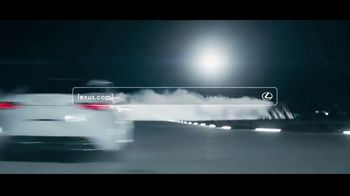 Lexus TV Spot, 'What Does Exhilaration Sound Like?' Song by Kings Kaleidoscope [T1] - Thumbnail 9