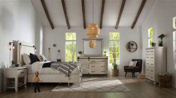 Bob's Discount Furniture TV Spot, 'Great Plains: Montana Bedroom Set' - Thumbnail 1