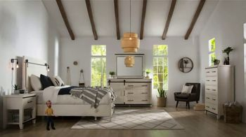 Bob's Discount Furniture TV Spot, 'Great Plains: Montana Bedroom Set' - Thumbnail 2