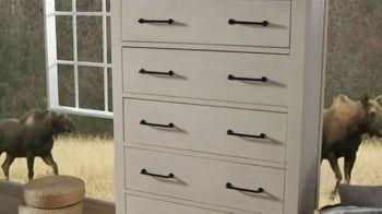 Bob's Discount Furniture TV Spot, 'Great Plains: Montana Bedroom Set' - Thumbnail 7