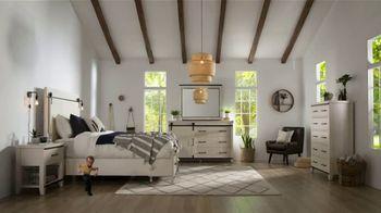 Bob's Discount Furniture TV Spot, 'Great Plains: Montana Bedroom Set' - Thumbnail 8