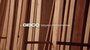 GEICO TV Spot, 'Woodchucks Sequel: Lumber Yard' - Thumbnail 1