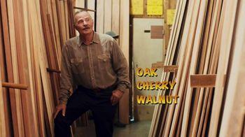 GEICO TV Spot, 'Woodchucks Sequel: Lumber Yard' - Thumbnail 5