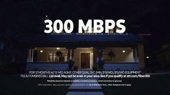 AT&T Internet Fiber TV Spot, 'Smooth Jazz Playlist: $40 per Month' - Thumbnail 8