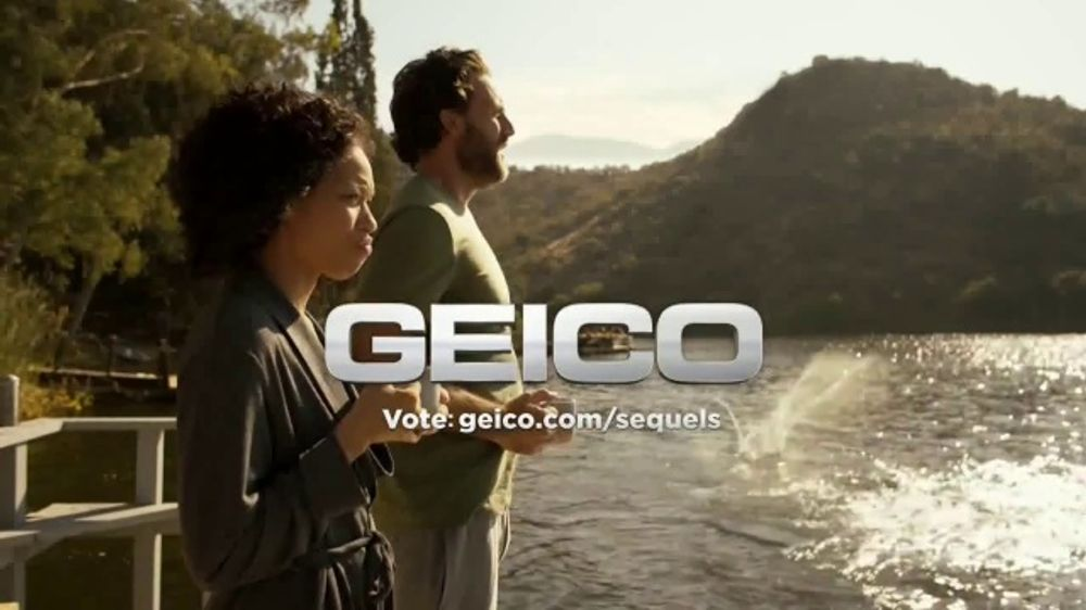 GEICO TV Commercial, 'Woodchucks Sequel: Coffee'