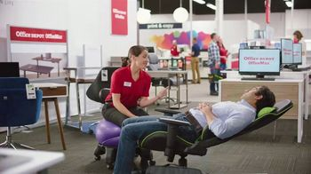Office Depot & OfficeMax TV Spot, 'Worry-Free: Next Day Shipping'