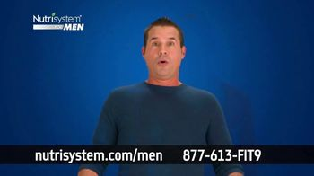 Nutrisystem BOGO Sale TV Spot, 'Nutrisystem for Men: Time to Get Healthy: 13 Pounds' - Thumbnail 4