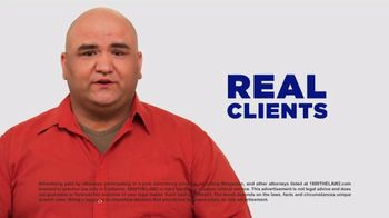 Walker & Walker Attorney Network TV Spot, 'Real Clients' - Thumbnail 1