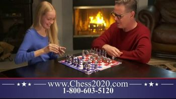 Chess 2020: Battle for the White House TV Spot, 'Most Exciting Races in US History' - 3245 commercial airings