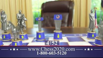 Chess 2020: Battle for the White House TV Spot, 'Most Exciting Races in US History' - Thumbnail 9