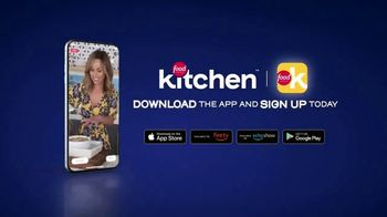 Food Network Kitchen App TV Spot, 'Step by Step Classes' - Thumbnail 8