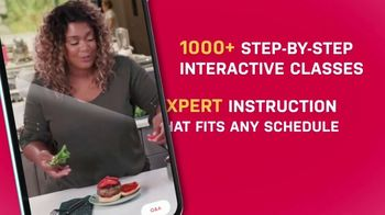 Food Network Kitchen App TV Spot, 'Step by Step Classes' - Thumbnail 4