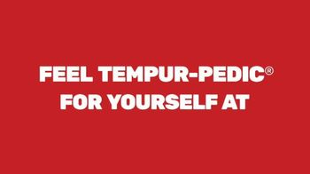 Mattress Firm Cyber Monday Sale TV Spot, 'Tempur-Pedic Adjustable Mattress Sets' - Thumbnail 10