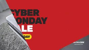 Mattress Firm Cyber Monday Sale TV Spot, 'Tempur-Pedic Adjustable Mattress Sets' - Thumbnail 2