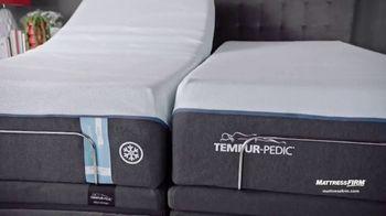 Mattress Firm Cyber Monday Sale TV Spot, 'Tempur-Pedic Adjustable Mattress Sets' - Thumbnail 8