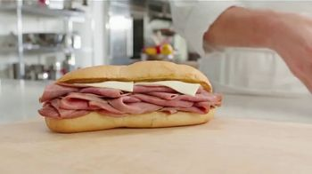 Arby's 2 for $6 Classic French Dip TV Spot, 'Don't Overthink It' Song by YOGI - Thumbnail 1