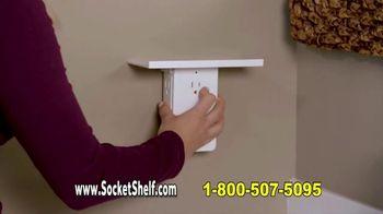Socket Shelf TV Spot, 'Add a Shelf to Any Outlet: $29.99' - Thumbnail 9